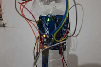 Drip Bubble Monitoring System