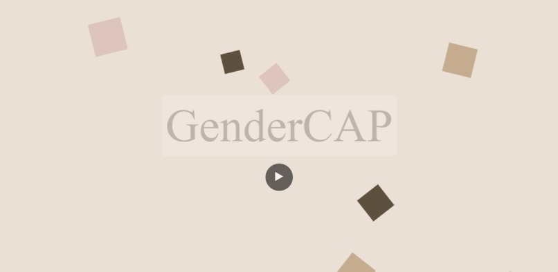 GenderCAP  – screenshot 1