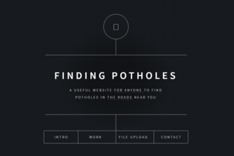 Pothole Detection
