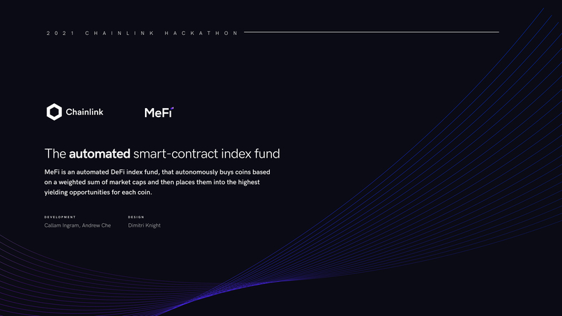 MeFi Smart-Index – screenshot 3