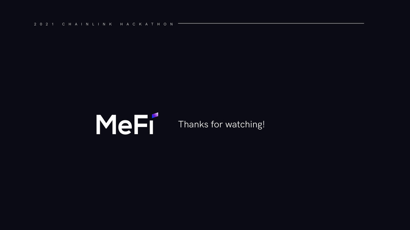 MeFi Smart-Index – screenshot 12