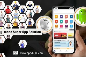 Ready-made Super App Solution