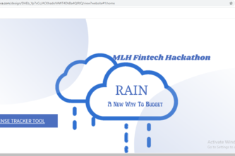 Rain - manage your Expenses