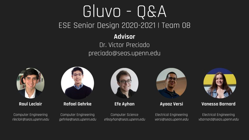 Gluvo - Team 08 – screenshot 13