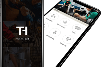 Case study on TradesHire Mobile App