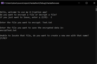 A Cryption