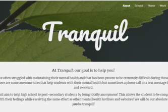 Tranquil Project