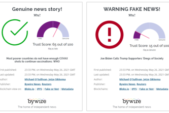 Bywire Fake News Detector