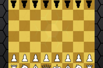 Clone of chessboard game