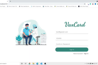 VaxCard