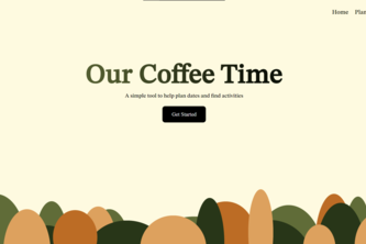 Our Coffee Time