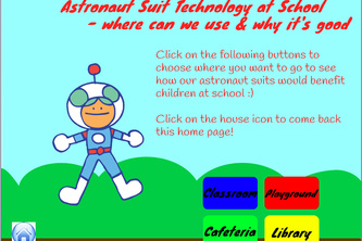 Astronaut Suit Technology for School Use