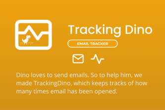Tracking Dino - How many times email is read