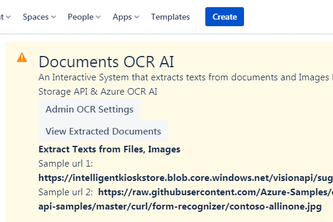 Documents and Files OCR For Confluence