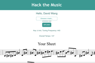Hack the Music