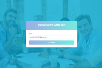 Assignment Manager