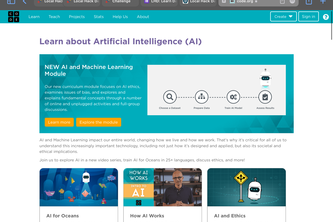 Learning how AI works