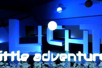 LICHT - little adventure Leap Motion & Oculus Rift DK1