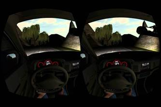 Lost Route VR Jam 2013