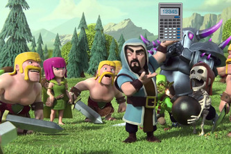 Clash of Clans Calculator
