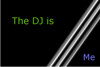 Be the DJ