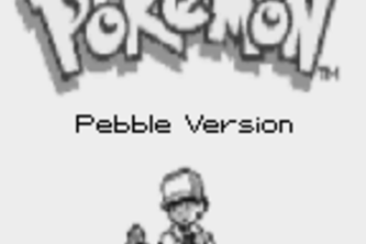 Pokemon Pebble