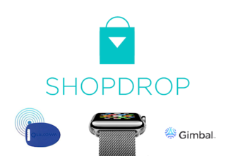 'Watch' out Gimbal, here's ShopDrop!