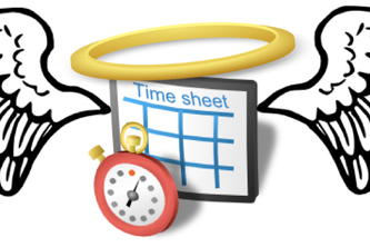 Holy Timesheets