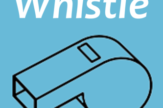 Whistle the App for Corporate Whistle Blowers