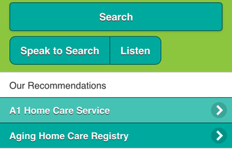 Care At Home App