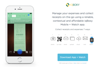 IQBoxy Expenses