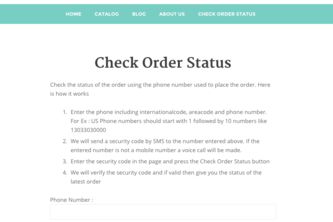 Shopify Status Check with 2fa