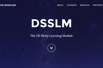 DS Sleep Learning Module