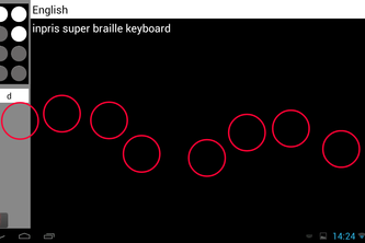 Super Braille Keyboard