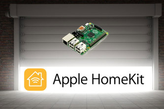 HomeKit Garage
