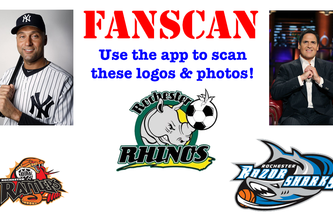 FanScan: Scan a TEAM LOGO or a PLAYER'S PHOTO!
