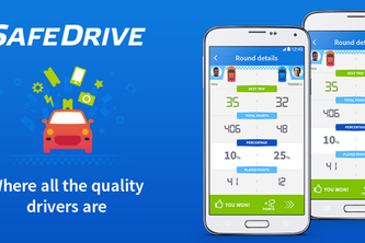 SafeDrive app rewards your good behavior while driving