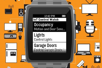 IoT Control Watch