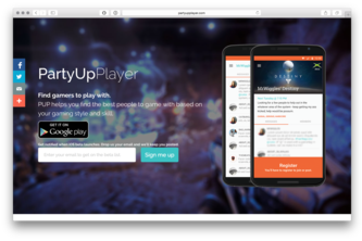 Party Up Player (PUP)