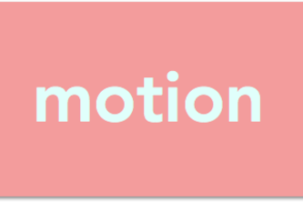 Motion Map