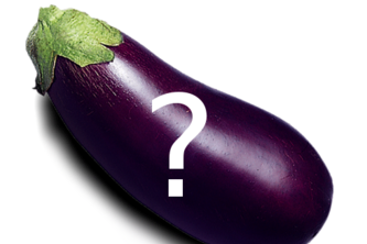 Decide Whether Or Not To Look At An Eggplant