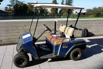 Cranium Cart: The Mind Controlled Golf Cart