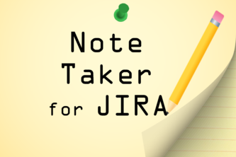 Note Taker for JIRA