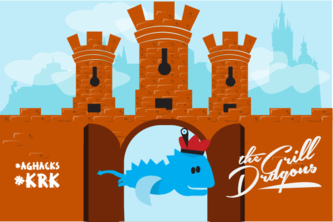 Grill Dragon Unity Game