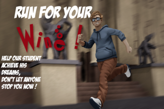 Run for your wine
