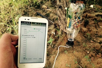 CropNext: Real Time Monitoring Of Crop Health