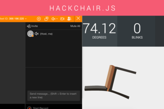 Hack Chair.js