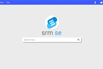 SRM Search Engine