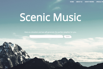 ScenicMusic
