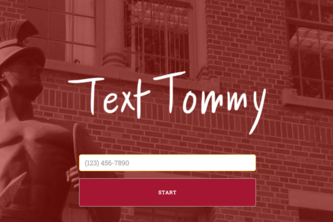 Text Tommy